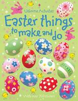 Easter things to make and do, Livre