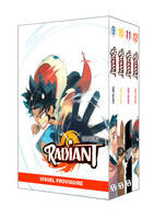 3, Fourreau Radiant / tomes 9 à 12
