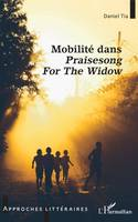 Mobilité dans Praisesong For The Widow