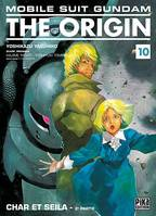 Mobile suit gundam, 2e partie, GUNDAM THE ORIGIN : CHAR ET SEILA