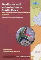 Territories and urbanisation in South Africa, Atlas and geo-historical information system (DYSTURB)