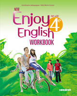 New Enjoy English 4e workbook