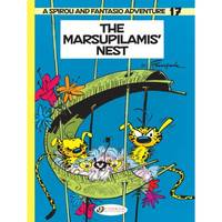 Spirou & Fantasio - volume 17 The Marsupilamis' Nest