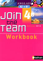 Join the team 4e / workbook, Exercices
