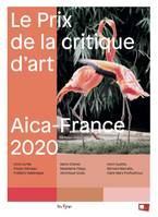 Prix de la critique d'art Aica-France 2020