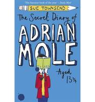 Secret diary of adrian mole aged 13 z, the, Livre