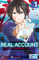 Real Account - tome 01