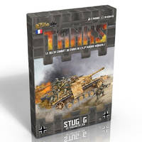 TANKS - BLISTER - ALLEMANDS - STUG G