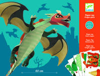 PAPER TOY DRAGON GEANT