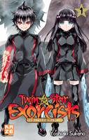 1, Twin Star Exorcists T01