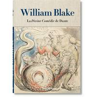 William Blake. La Divine Comédie de Dante. L'ensemble de dessins, CO