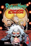 Rick & Morty vs. Dungeons & dragons, 2, Rick and Morty vs dungeons & dragons, Peinescape