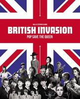 British Invasion coffret livre/DVD, Pop save The Queen