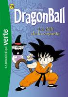 13, Dragon Ball 13 - Le défi de la voyante