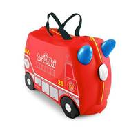 Valise trolley voiture de Pompier Trunki Ride