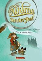 3, Wilma Tenderfoot 3 : l'enigme du fantome maudit