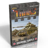 TANKS - BLISTER - COMMONWEALTH - SHERMAN FIREFLY