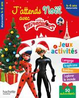 J'attends Noël avec Miraculous, moyenne section-grande section (4-6 ans)