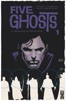 1, Five Ghosts - Tome 01, La Possession de Fabian Gray