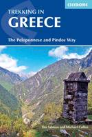 GREECE TREKKING IN THE PELOPONNESE & PINDOS WAY