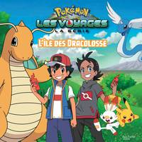 Pokémon - Grand album -  L'île des Dracolosses