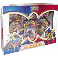 Coffret 6 boosters 2021