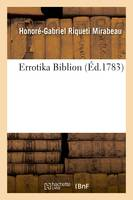 Errotika Biblion