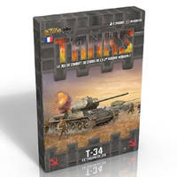TANKS - BLISTER - RUSSES - T-34