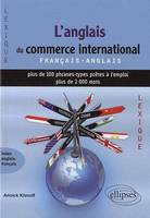 ANGLAIS DU COMMERCE INTERNATIONAL (L'), Livre
