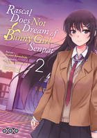 Rascal does not dream of bunny girl sempai, 2, Rascal does not dream of bunny girl senpai T02