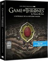 game of thrones saison 7 édition steelbox