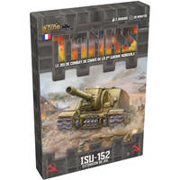 TANKS - BLISTER - RUSSES - ISU 152
