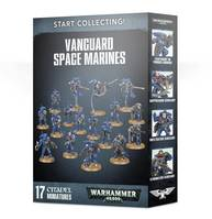 Space Marines Primaris - Vanguard Start Collecting