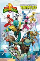 Power Rangers & Tortues ninja, Teenage mutant ninja turtles, les tortues ninja