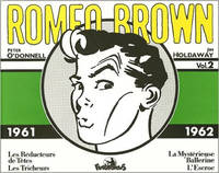 Romeo Brown, 2 : Romeo Brown, (1961-1962)