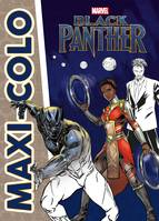MARVEL - BLACK PANTHER - Maxi colo