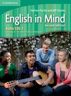 ENGLISH IN MIND LEVEL 2 -  CD