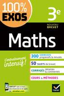 Maths 3e, exercices résolus