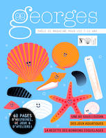 Magazine Georges n°40 - Coquillage