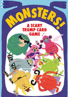 Monsters! A Scary Trump Card Game /anglais