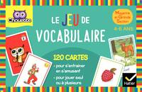Jeu de cartes Vocabulaire
