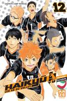 Haikyū !!, 12, Haikyu !! - Les As du volley T12