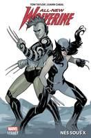 All-new Wolverine T01: Nés sous X