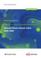 Chinese Plants Names Index 2000-2009