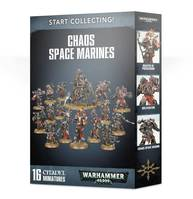 Chaos Marines - Start Collecting