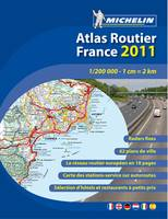 ATLAS ROUTIER FRANCE 2011