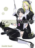 Yozakura Quartet T10, Quartet of cherry blossoms in the night