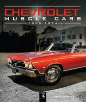 Chevrolet muscle cars 1955-1974
