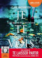 Je te vois, Livre audio 1 CD MP3