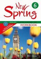 New Spring anglais 6e LV1 - Workbook - Edition 2006, Exercices